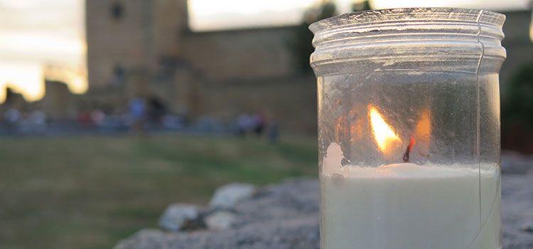 Mágica noche de las velas de Pedraza
