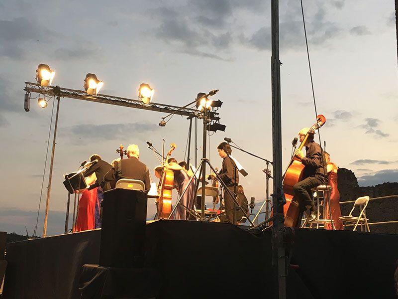 Noche de las Velas de Pedraza - Solistas del Covent Garden