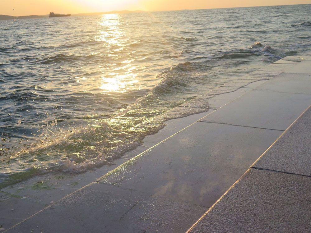 Órgano del Mar de Zadar