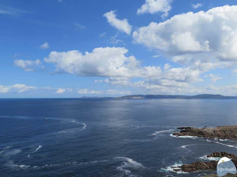 El océano a nuestros pies