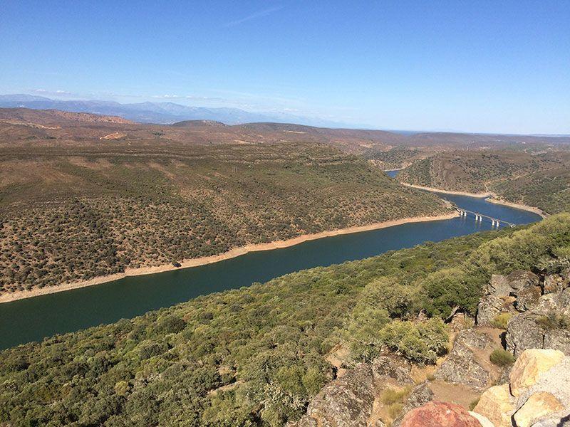 Parque Nacional de Monfragüe - Río Tajo