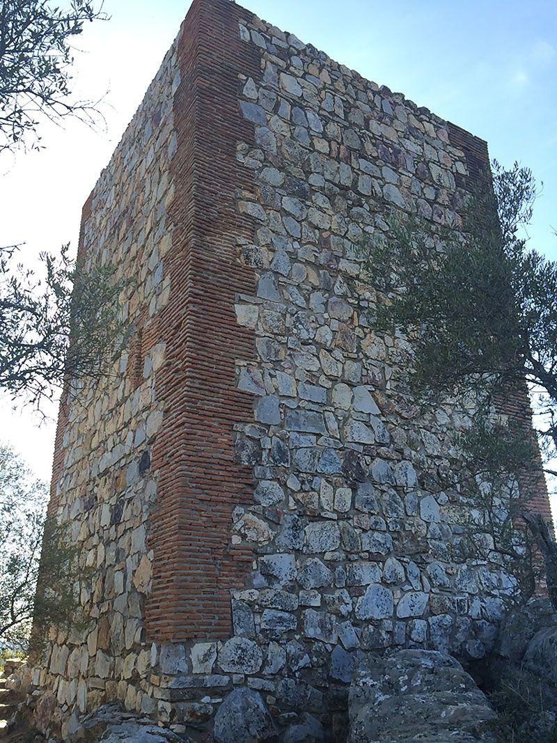 Parque Nacional de Monfragüe - Torre del Homenaje
