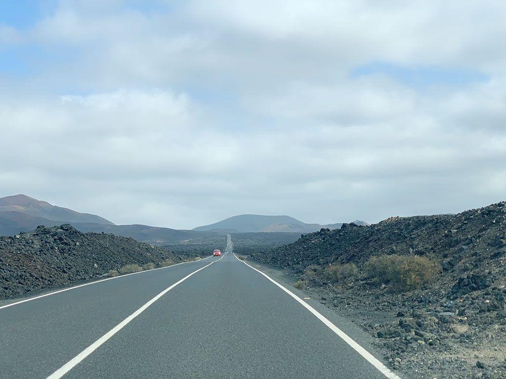 Visita a Timanfaya - Lanzarote - Paisajes