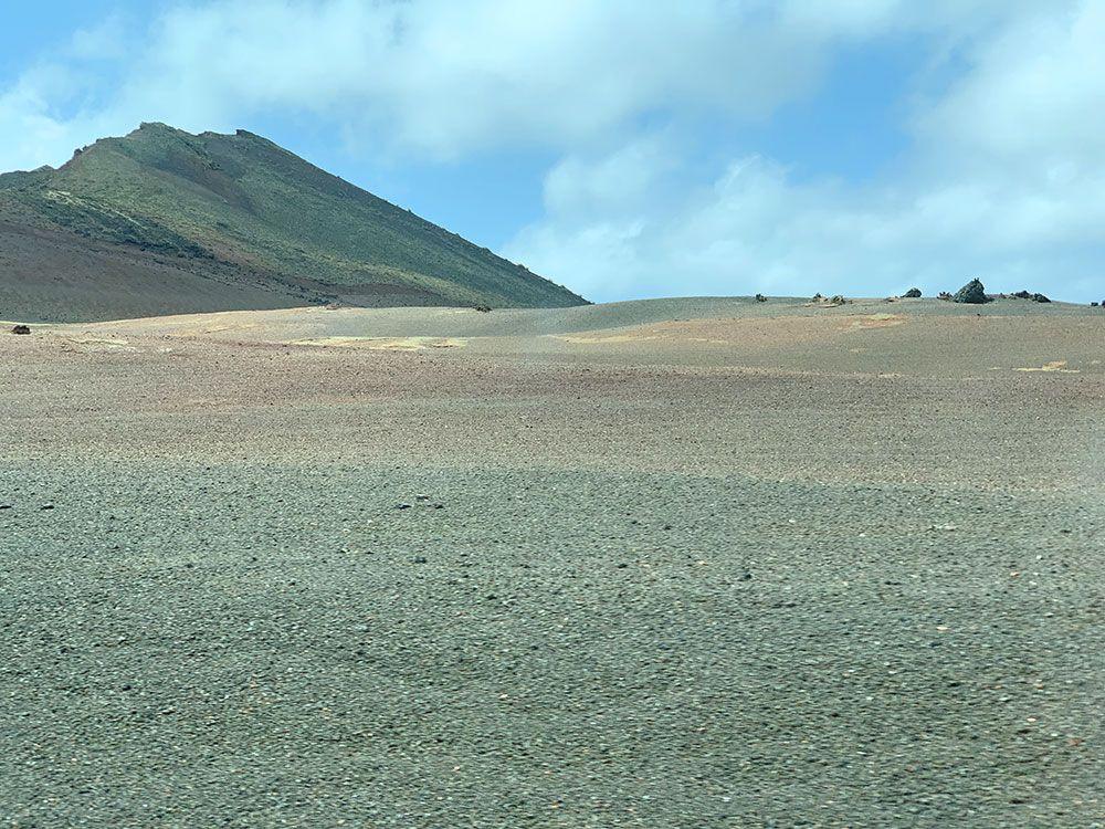 Parque Nacional de Timanfaya - Lanzarote - Paisajes