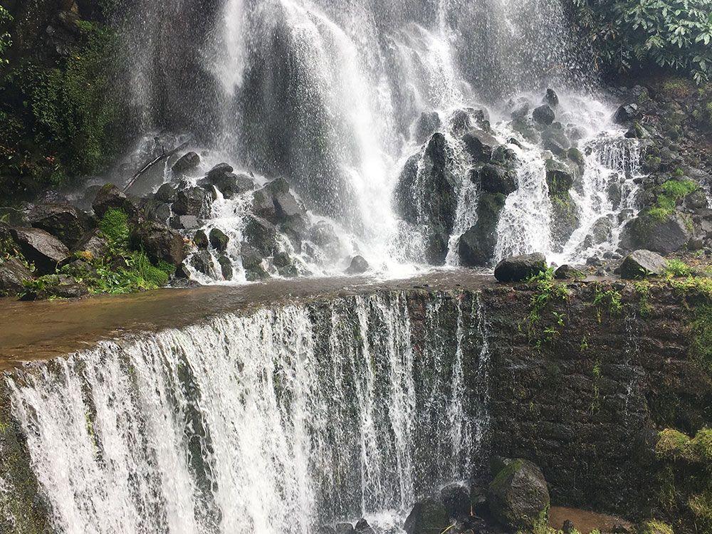 Parque Nacional Ribeira dos Caldeirões - São Miguel - Azores - Agua