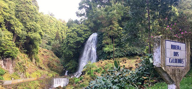 Parque Nacional Ribeira dos Caldeirões - São Miguel - Azores