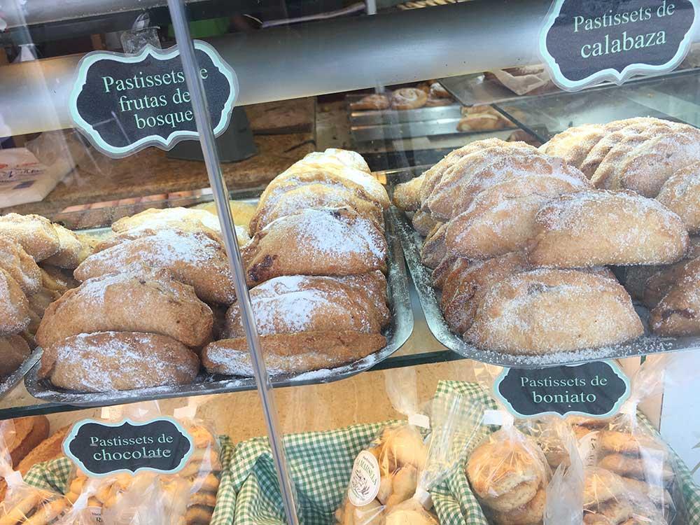 Gastronomía de Peñíscola - Pastissets