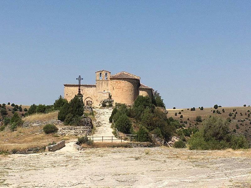 Piragüismo en la Hoces del Duratón - Ermita de San Frutos