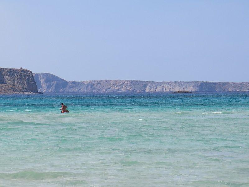 Qué ver en Creta - Chania - Playa de Balos
