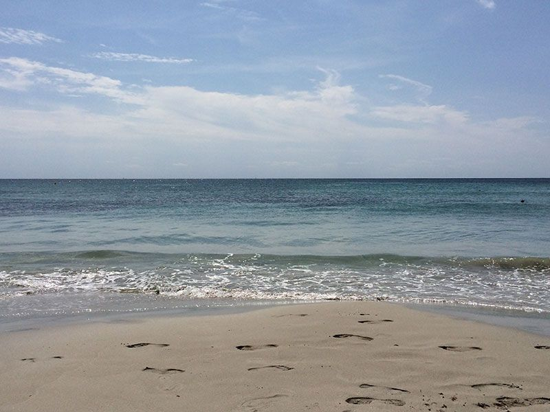 Playa de Binigaus - Menorca