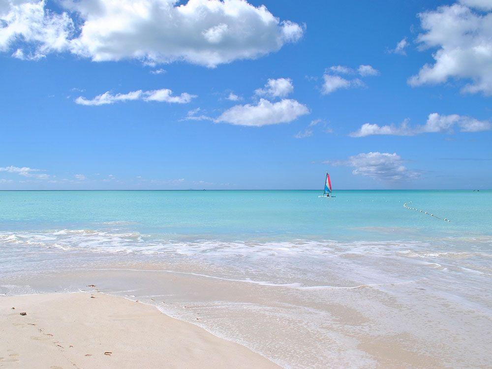 Aguas de El Caribe