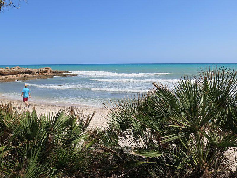Playas y calas de Peñíscola - Playa de Irta