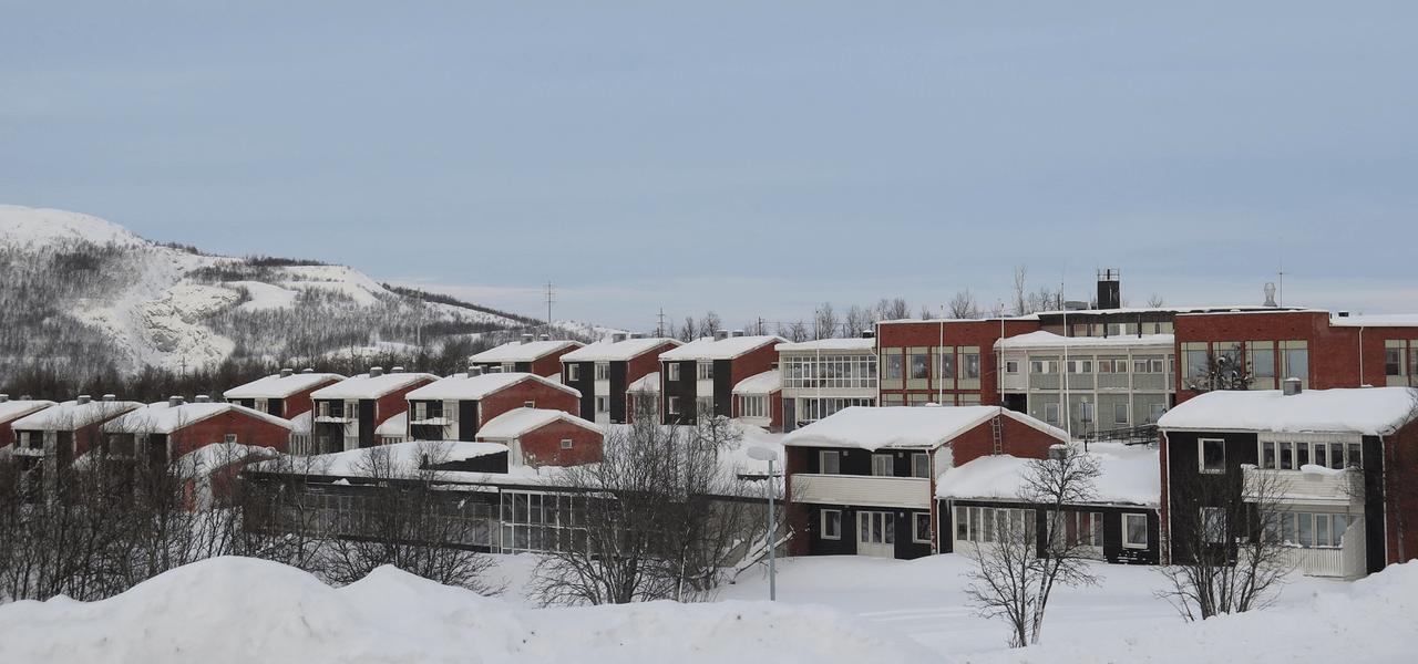 En el Polo Norte, Kiruna