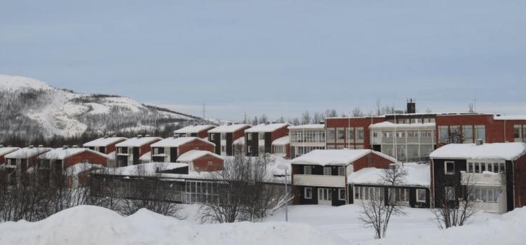 Pueblo de Kiruna