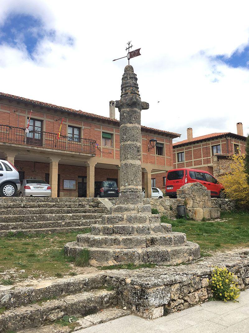 Qué ver en Calatañazor - Soria - Rollo o picota