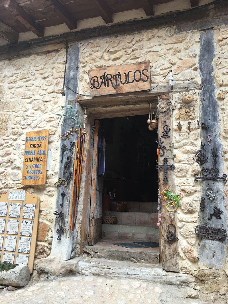 Pueblo medieval de Calatañazor - Soria - Tienda de bártulos