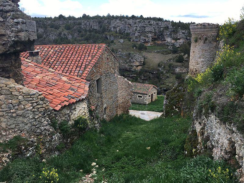 Qué ver en Calatañazor - Soria - Vistas de Calatañazor