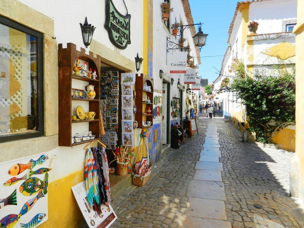 Pueblos con encanto cerca de Lisboa - Óbidos