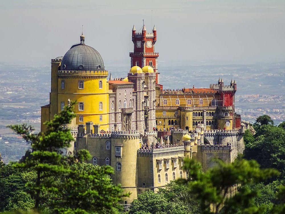 Pueblos con encanto cerca de Lisboa - Sintra