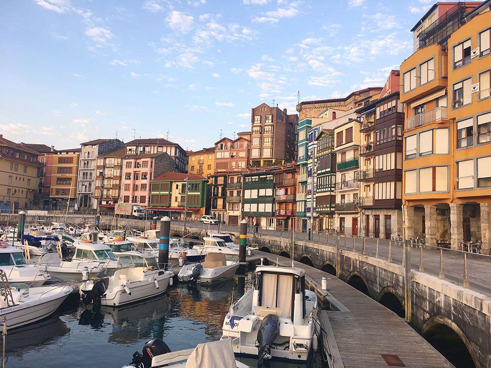 Los pueblos más bonitos de la Costa Vasca - Bermeo - Puerto Viejo
