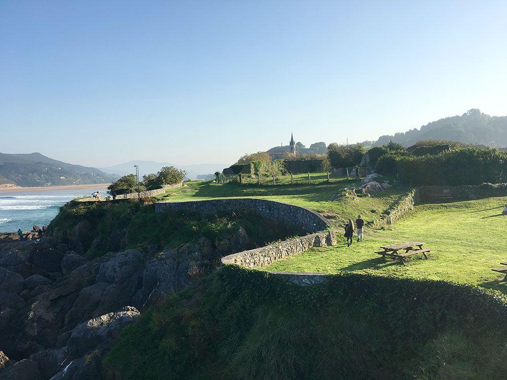Los pueblos más bonitos de la Costa Vasca - Mundaka - Explanada