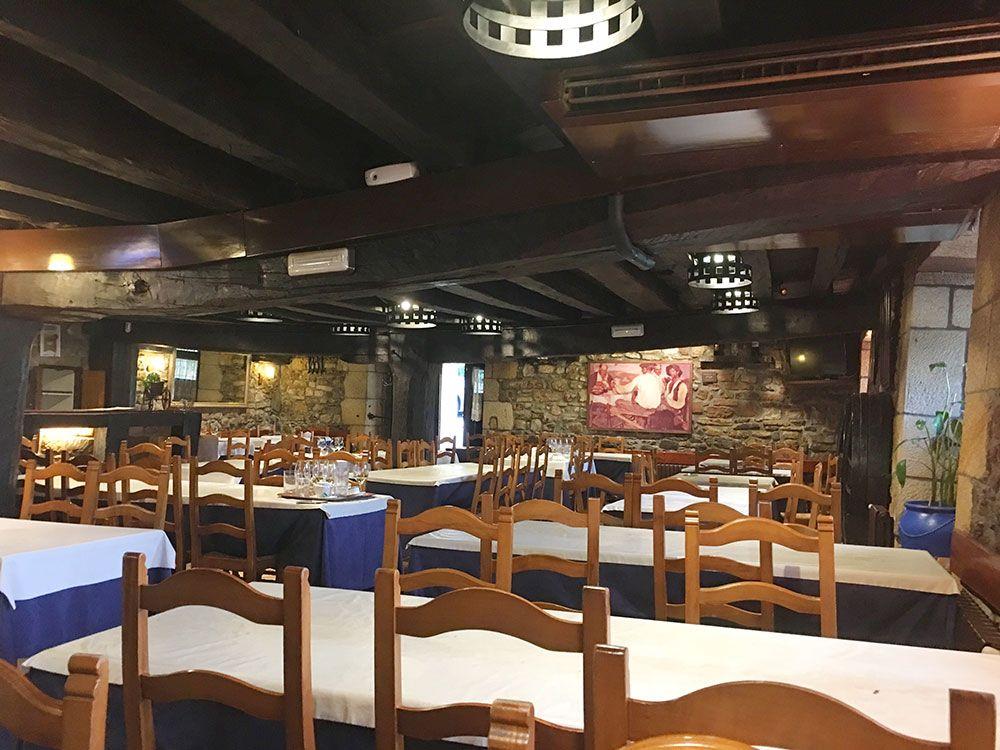 Los pueblos más bonitos de la Costa Vasca - Guetaria - Bedua - Salón