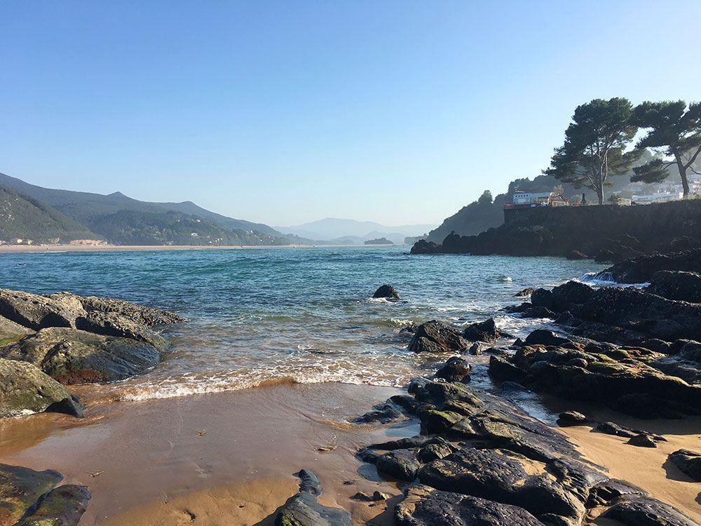 Los pueblos más bonitos de la Costa Vasca - Mundaka - Vistas