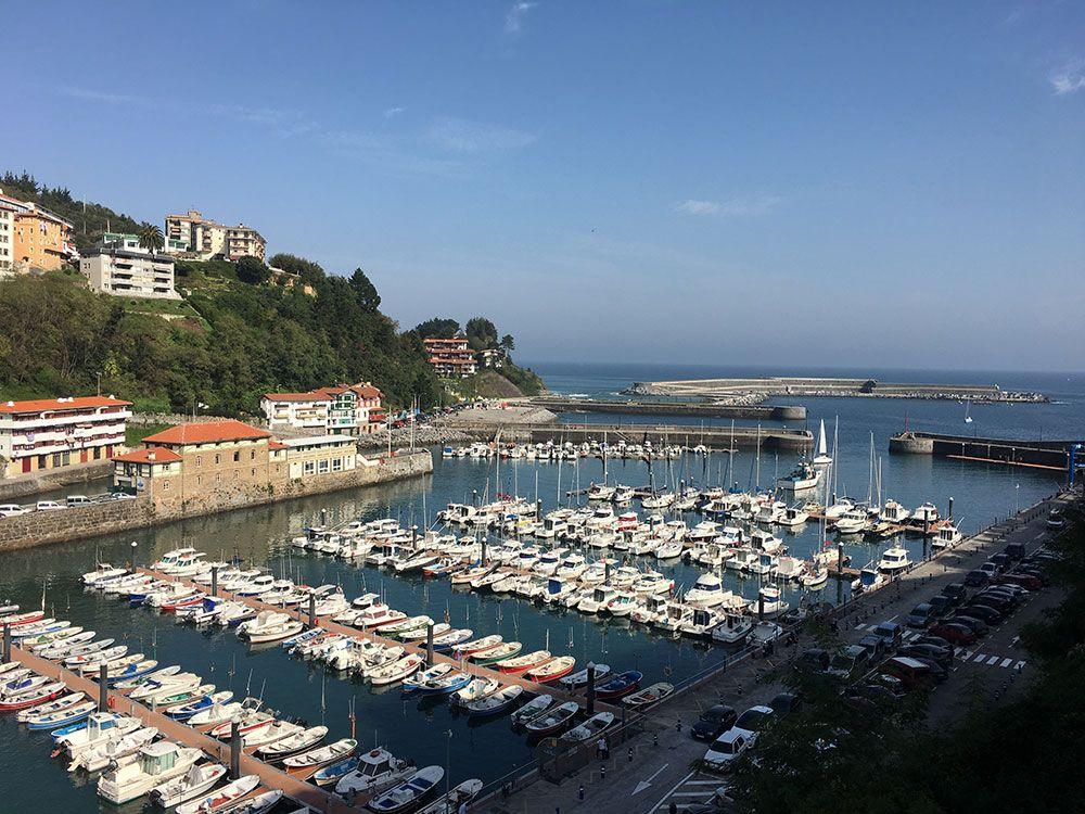 Los pueblos más bonitos de la Costa Vasca - Mutriku - Puerto