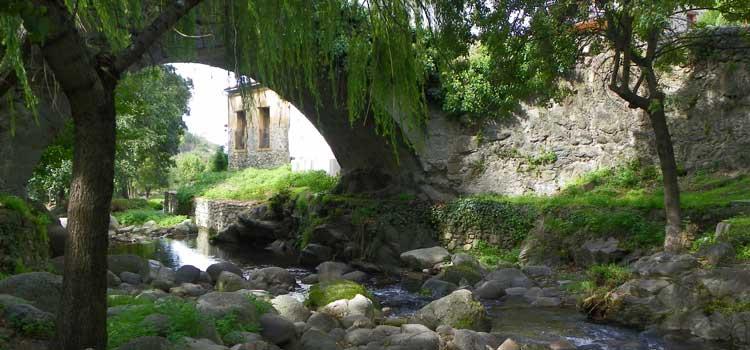 Puente en Hervás