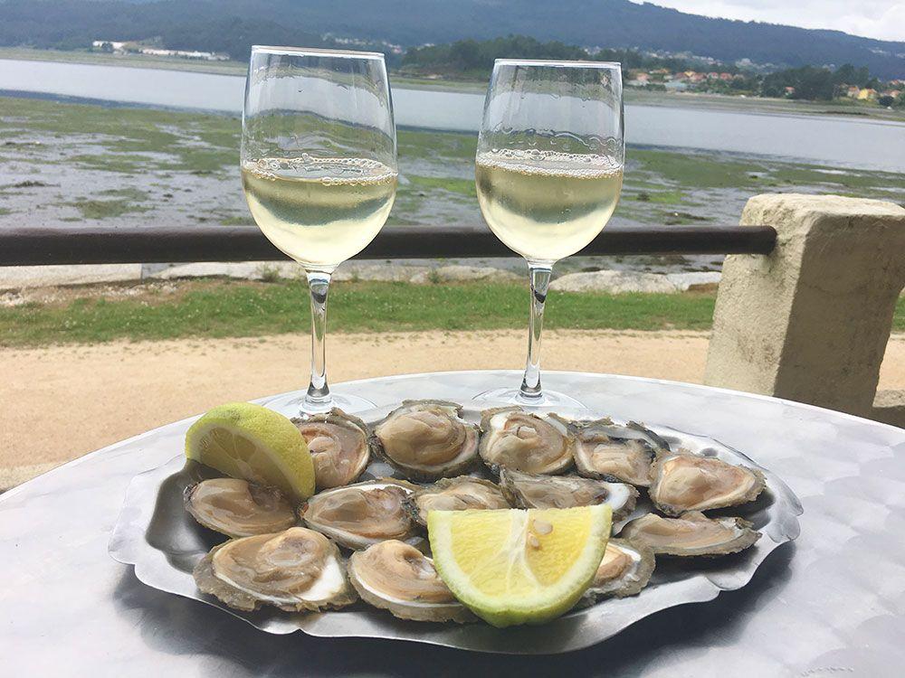 Qué y dónde comer en Galicia - Ostras