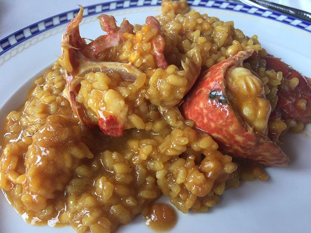 Qué y dónde comer en Galicia - Arroz