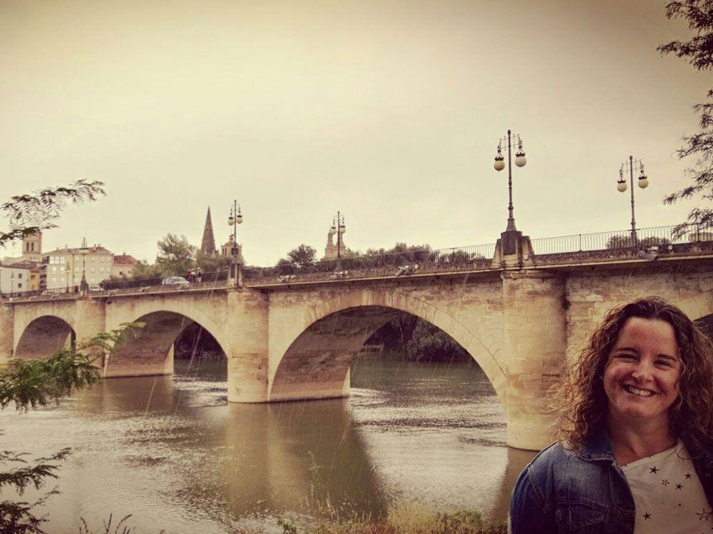 Qué ver en Logroño en dos días - Puente de Piedra