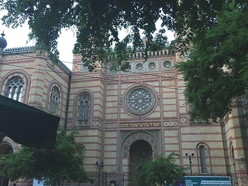 Qué ver en Budapest en 2 días - La Gran Sinagoga