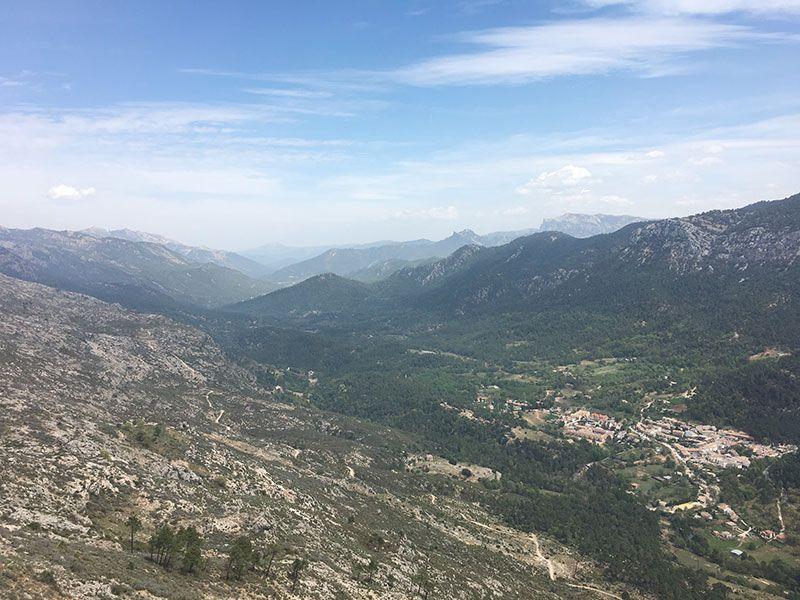 Qué ver en la Sierra de Cazorla, Segura y Las Villas - Vistas del Mirador Puerto de las Palomas