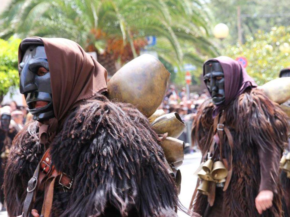 Carnaval de Mamoiada