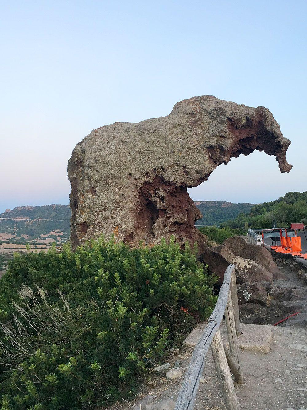 Roca del Elefante