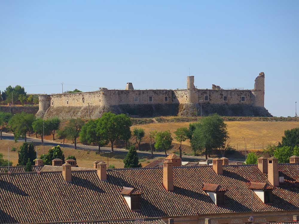 Qué ver en Chinchón - Castillo