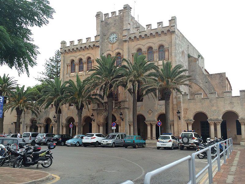 Que ver en Ciutadella - Ayuntamiento de la Ciutadella de Menorca