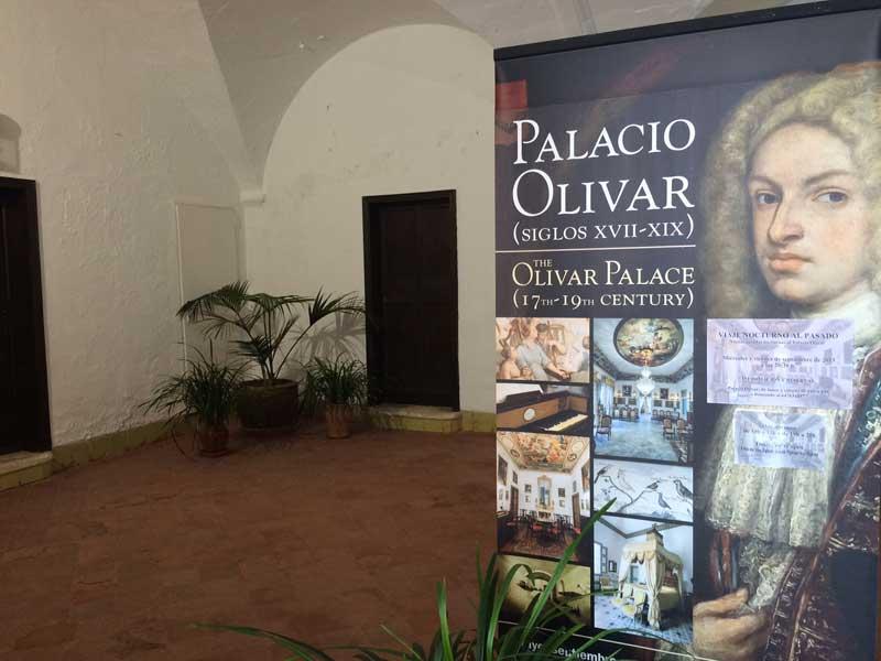 Que ver en Ciutadella - Palacio de Olivar