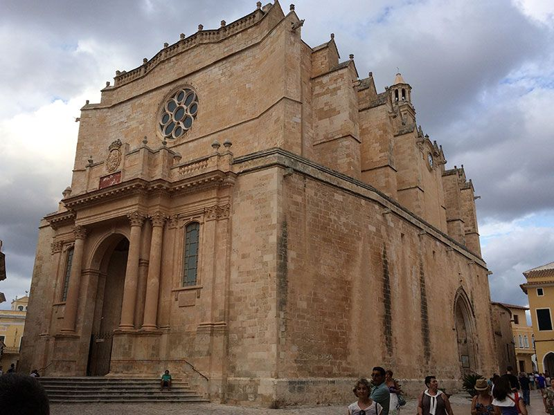 Catedral de Santa Maria de Ciutadella