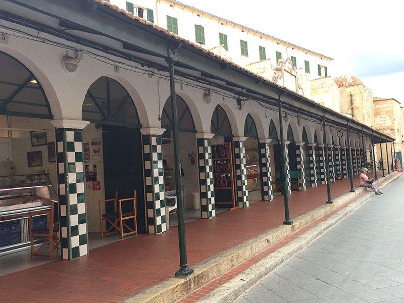Que ver en Ciutadella - Mercado de la Ciutadella