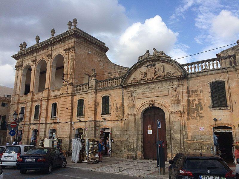 Que ver en Ciutadella - Palau de Salort