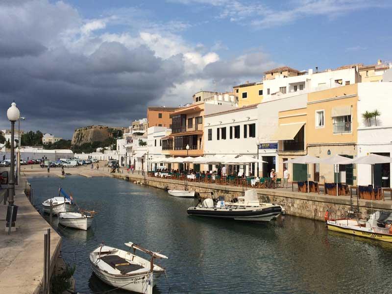 Que ver en Ciutadella - Puerto de la Ciutadella de Menorca