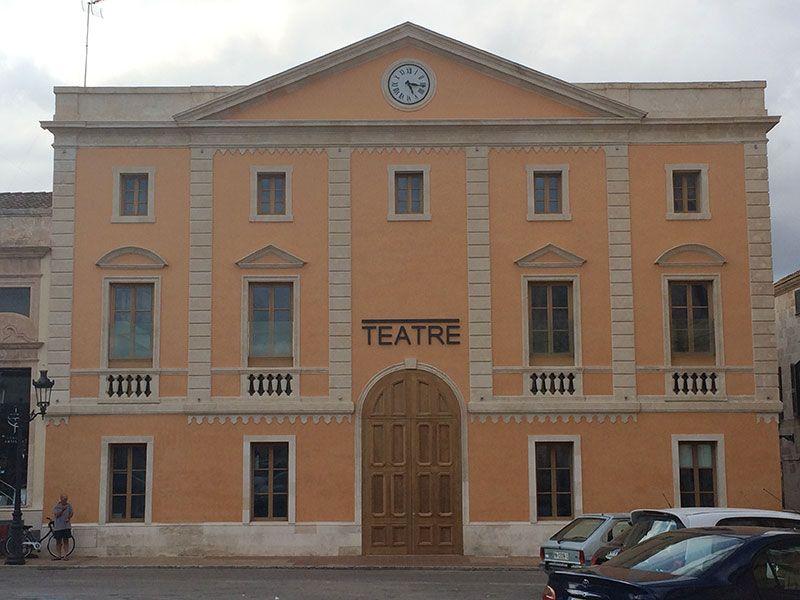 Que ver en Ciutadella - Teatro de la Ciutadella de Menorca