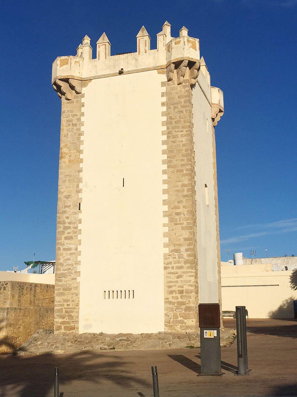 Qué ver en Conil de la Frontera - Torre de Guzmán