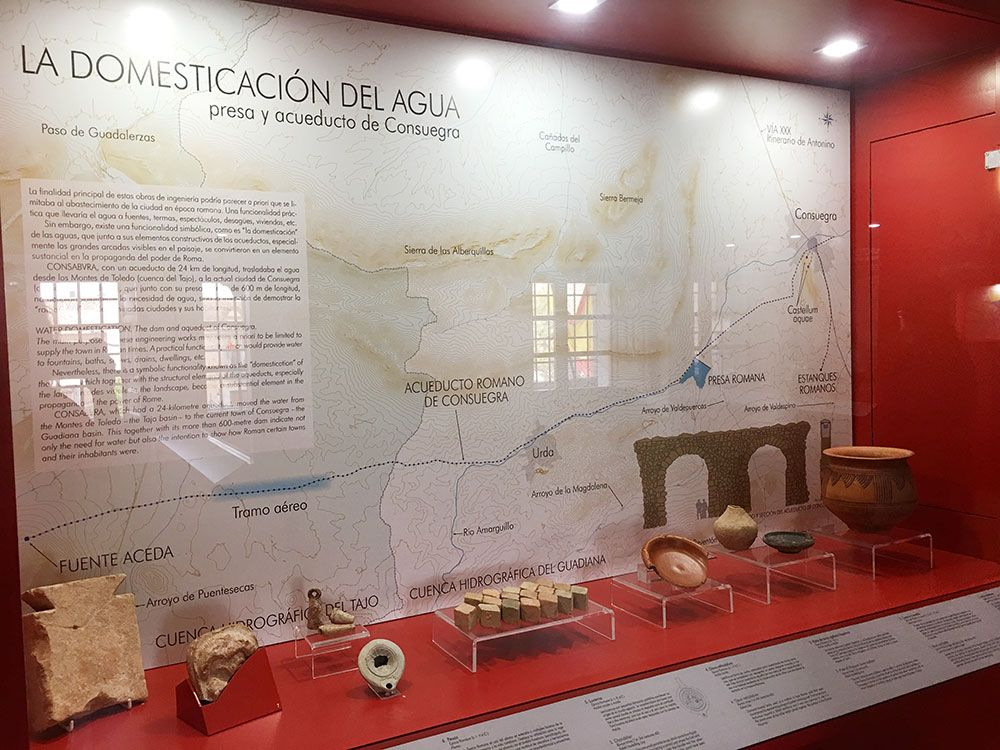 Qué ver en Consuegra - Museo Arqueológico