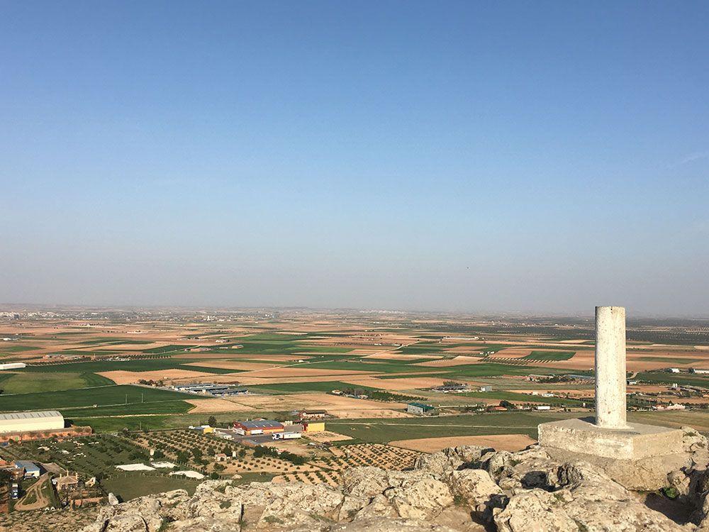 Qué ver en Consuegra - Panorámicas desde el Cerro Calderico