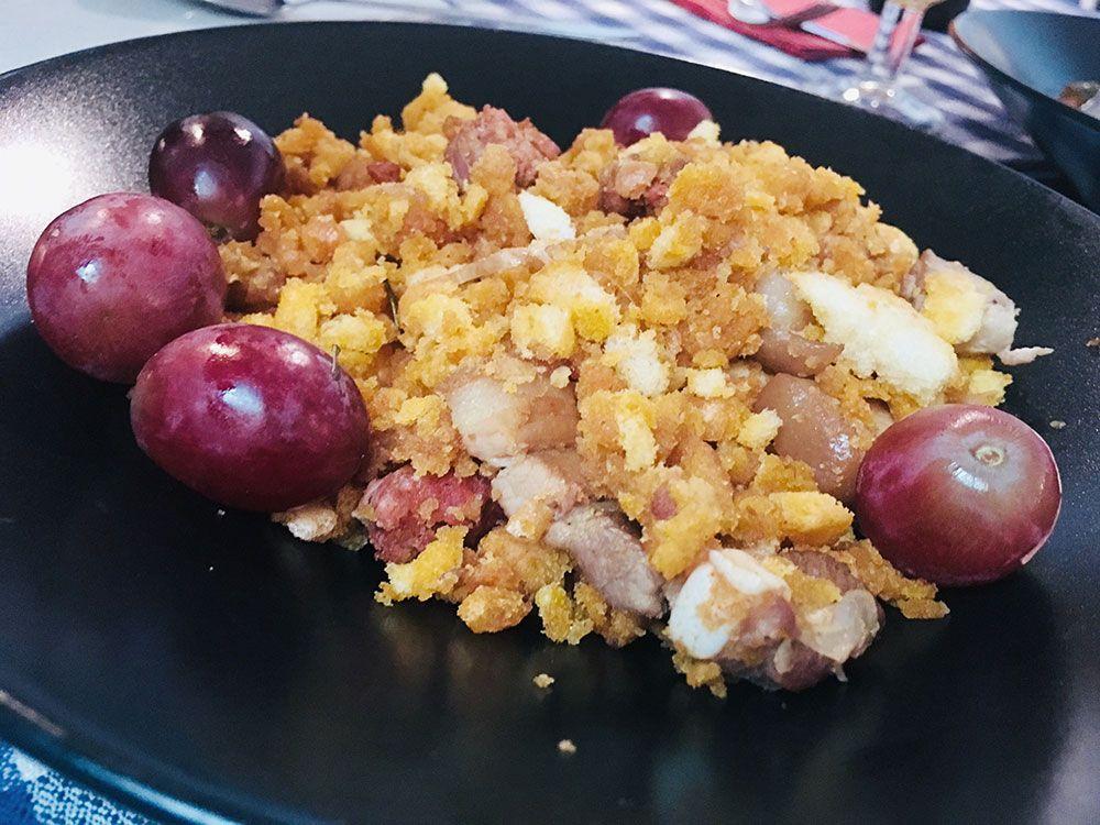 Qué ver en Consuegra - Restaurante Alfar - Migas