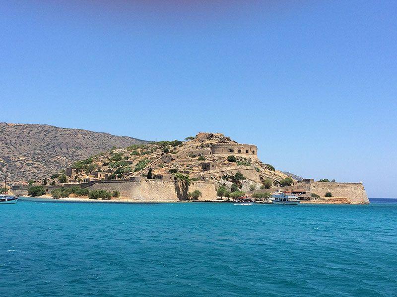 Qué ver en Creta - Lassithi - Isla de Spinalonga