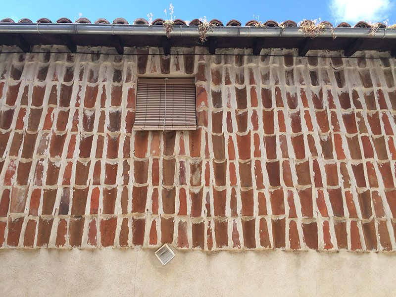 Qué ver en el Valle del Ambroz - Extremadura - Tejado de la Judería de Hervás